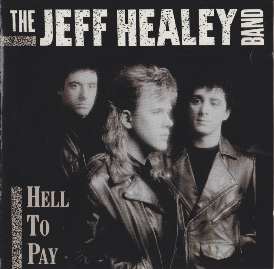 Hell To Pay - cover