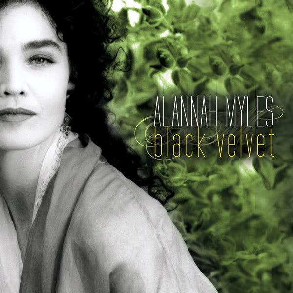 Alannah Myles - Black Velvet - front