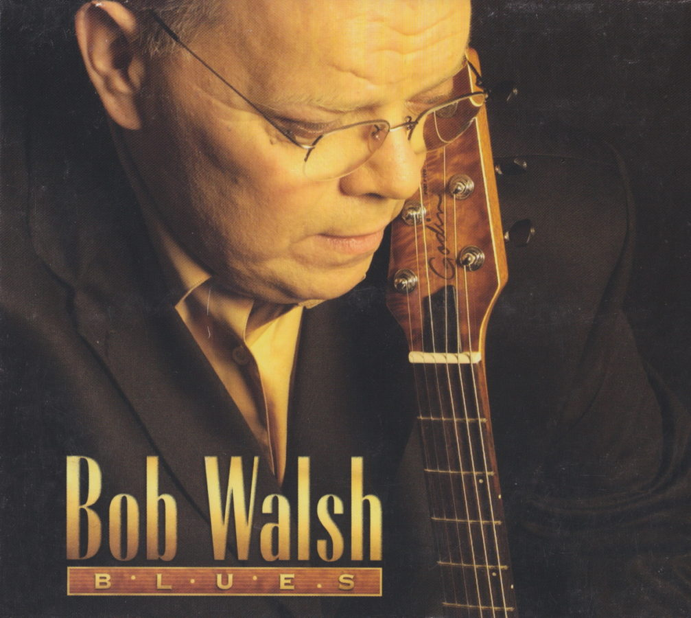 Bob Walsh - Blues - front