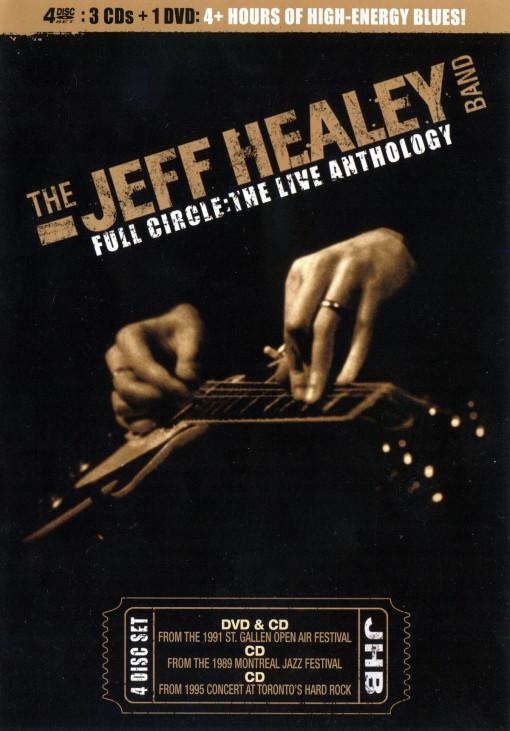 Full Circle: The Live Anthology