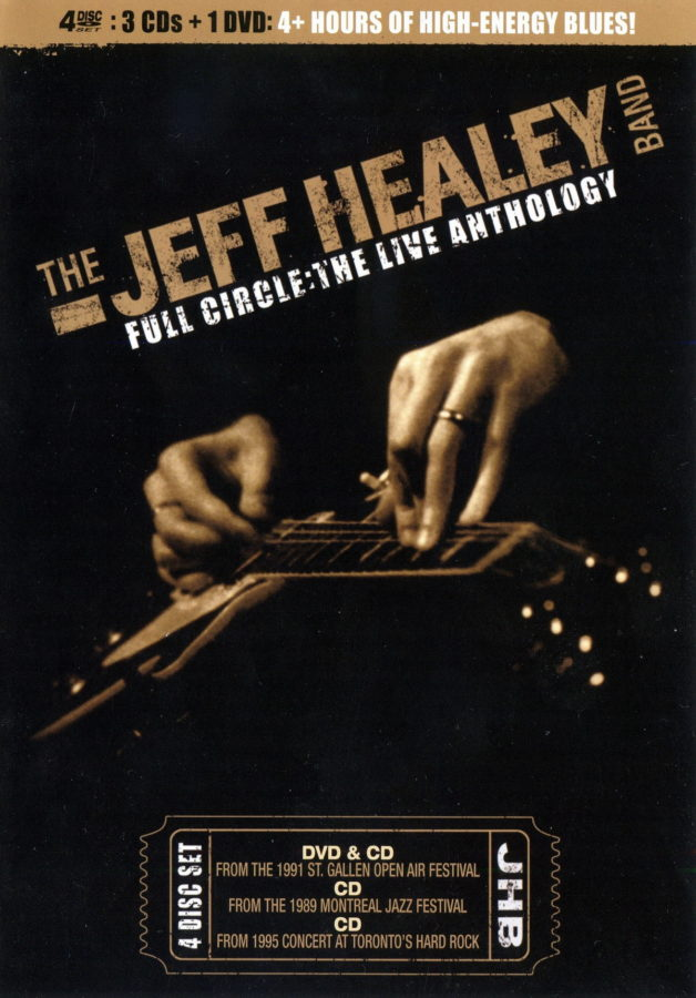 Full Circle- The Live Anthology (front)
