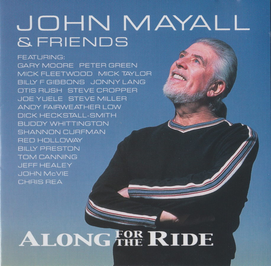John Mayall - Along For The Ride - front