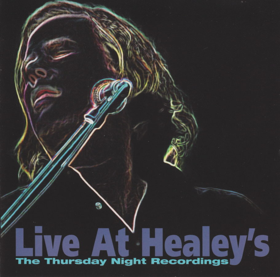 Live At Healey's - front