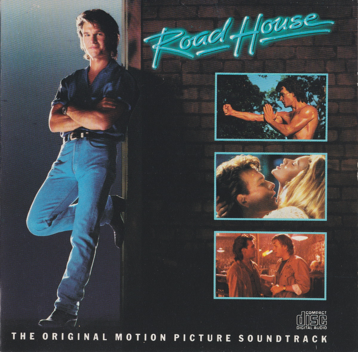 Road House Soundtrack - Jeff Healey