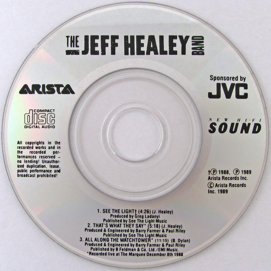 See The Light - New Hifi Sound Mag - UK - CD Single