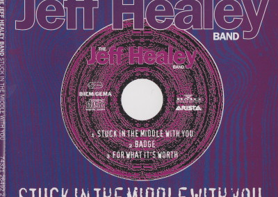 Stuck In The Middle With You - CD single - front