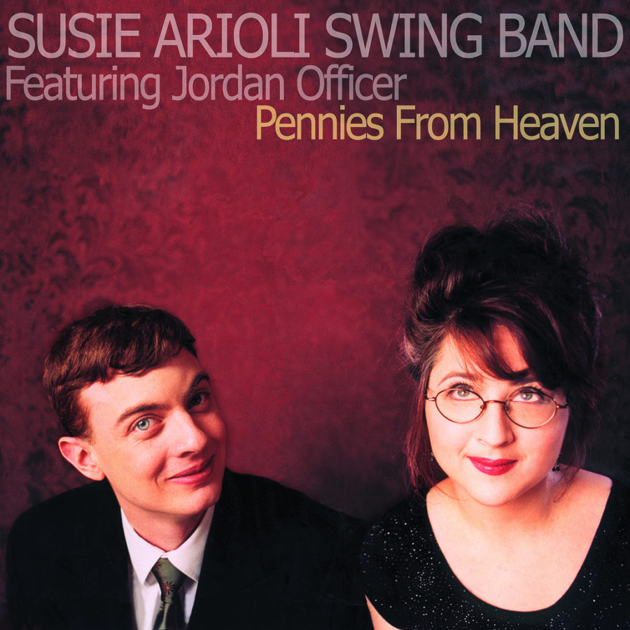 Susie Arioli Swing Band- Pennies From Heaven - front