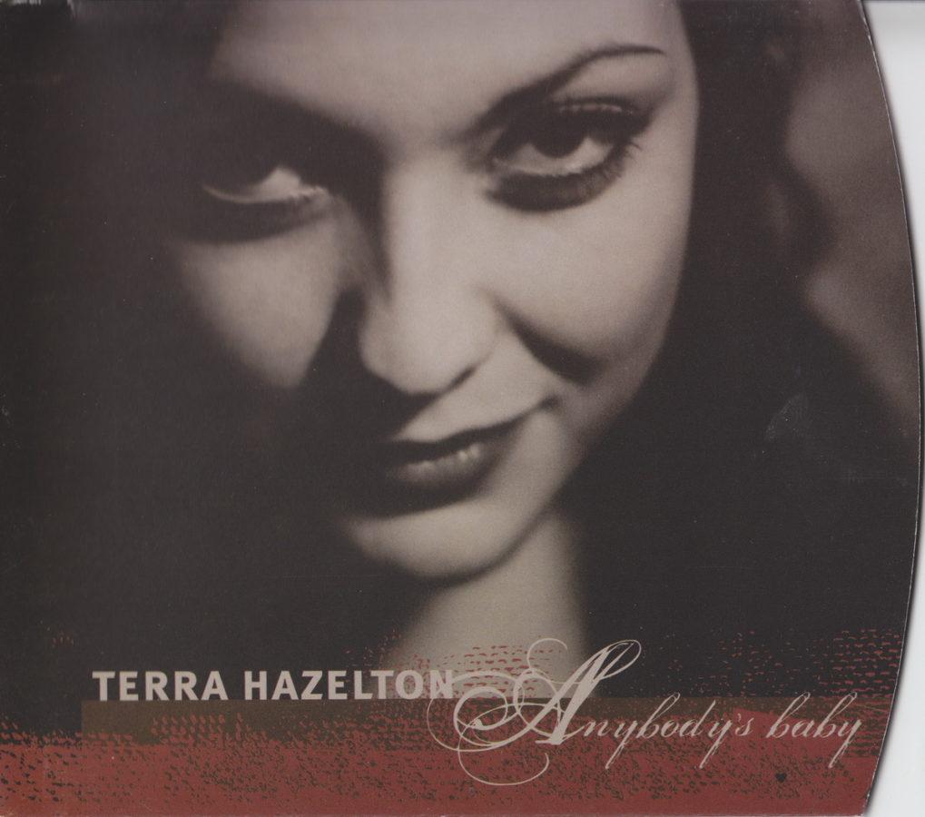 Terra Hazelton - Anybody's Baby - front