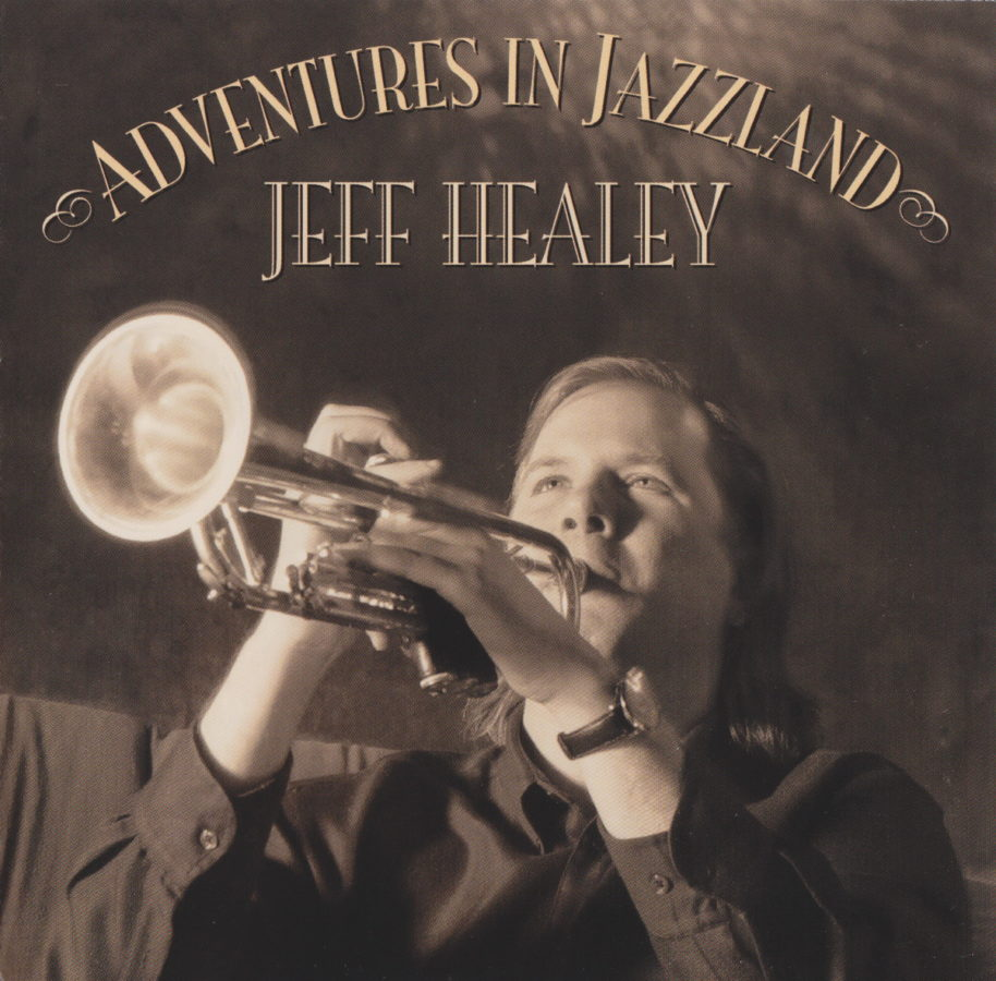Adventures In Jazzland - (reissue front)