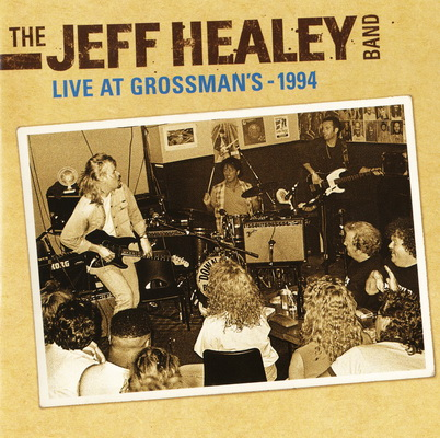 Live At Grossman's – 1994
