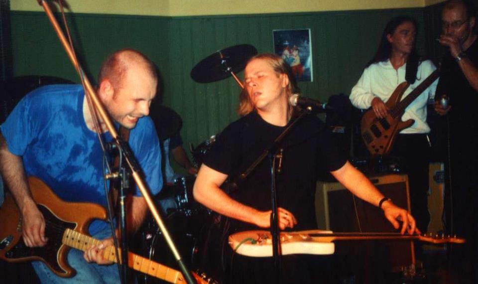 Fan Scrapbook – Cologne 2000