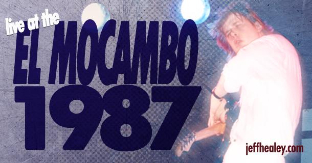 El Mocambo 1987!