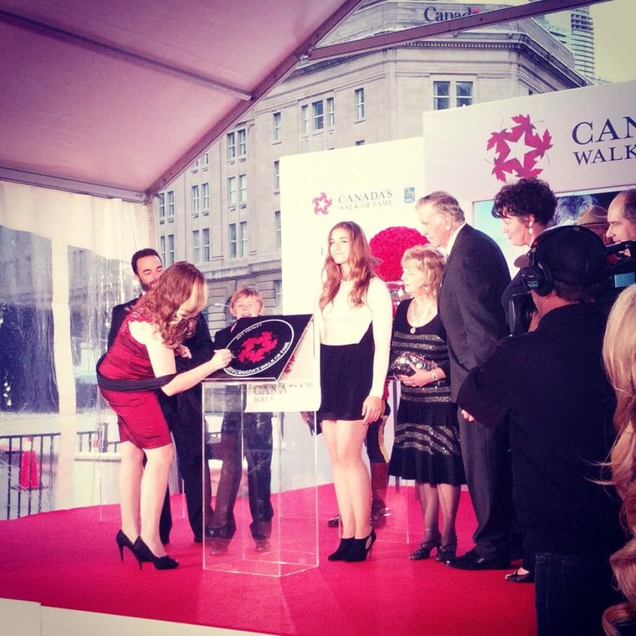© Canada's Walk of Fame