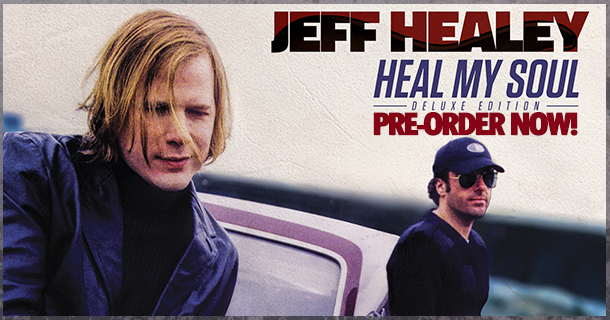 Heal My Soul: Deluxe – Pre-Order Now!