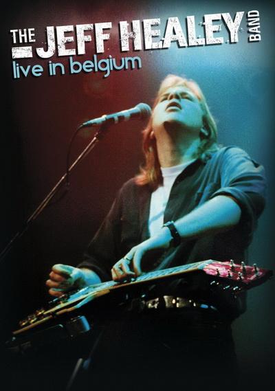 Live In Belgium 1993