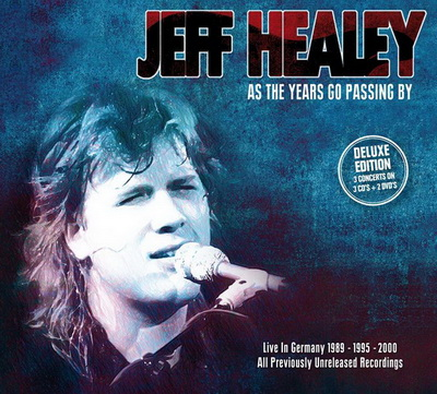 As the Years Go Passing By: Live in Germany 1989-1995-2000
