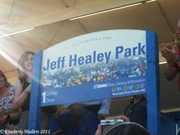 Jeff Healey Park