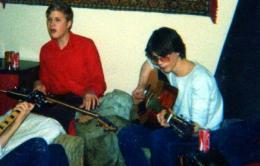 Jeff Healey & Todd Murcheson -