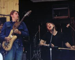 Jeff Healey & Jake and the Fundamentals 1985